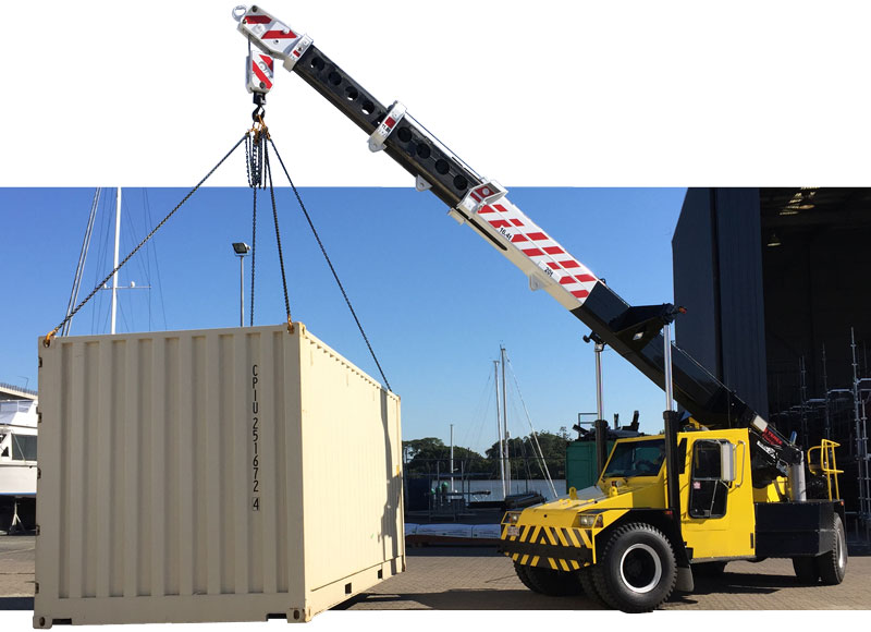 mobile Crane Hire Brisbane