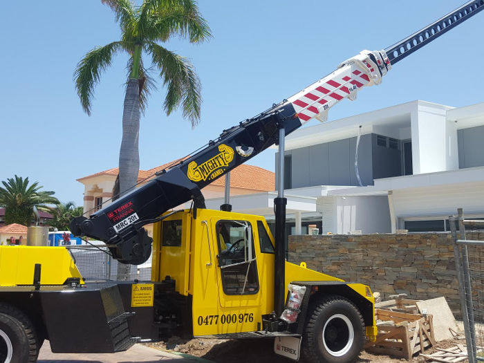 Crane Hire Brisbane - Frequently Asked Questions