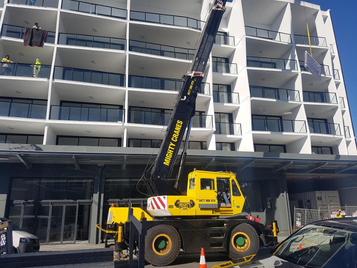 City Crane Hire Brisbane
