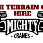 benefits of rough terrain crane hire