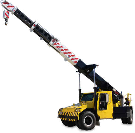 Helicopter Rotor Change & Removal Crane Hire