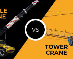 Mobile Crane Or Tower Crane?
