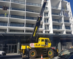 Tips When Hiring A Crane For A Residential Construction Project