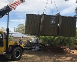 Relocating Your Granny Flat – Why Crane Hire Is The Best Option