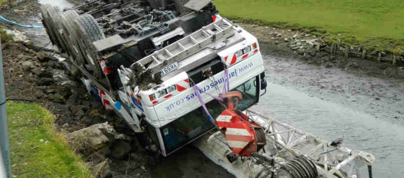 How To Minimise Risk In Crane Operation
