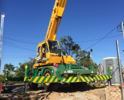 Why Choose Rough Terrain Crane Hire For Your Next Lift