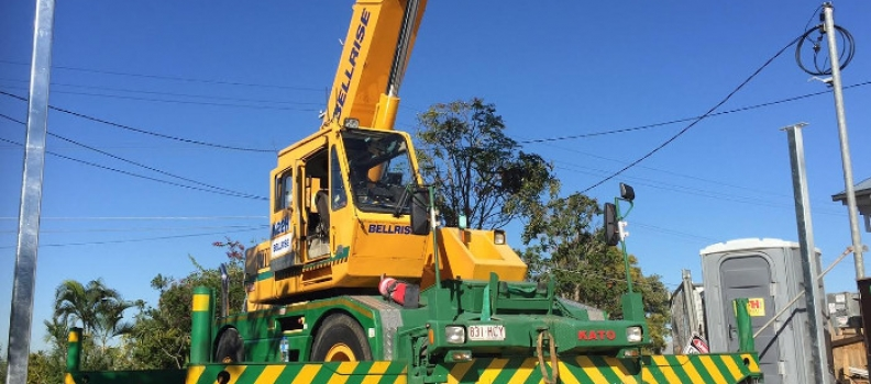 Estimating Your Mobile Crane Hire Needs