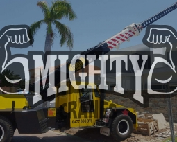 What To Expect When You Hire Mighty Cranes