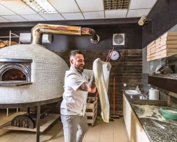 How To Move A Large Pizza Oven – Crane Hire