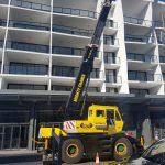 benefits of mobile crane hire