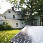 crane hire for solar panel installation